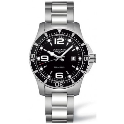LONGINES HydroConquest SS Mens Watch