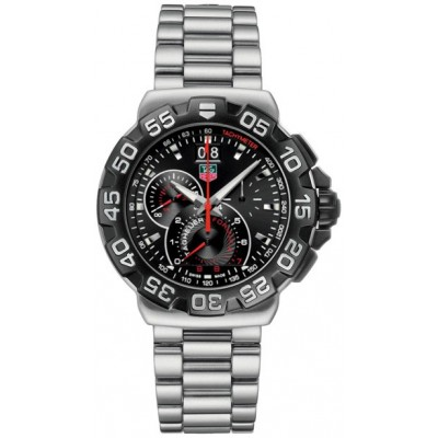 Tag Heuer Formula 1 Grande Date Chronograph Mens Watch