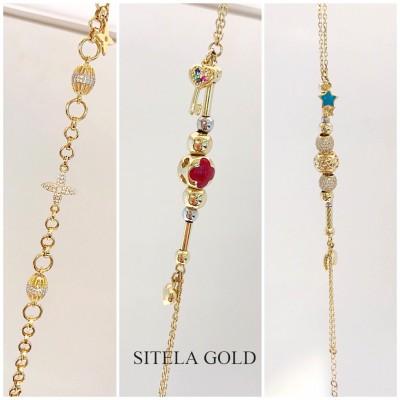 SITELA GOLD - ГРИВНИ SG13